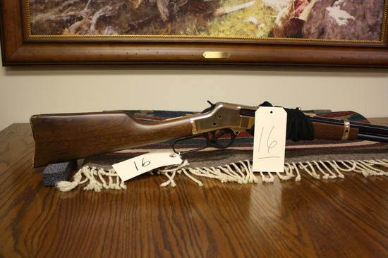 HENRY BIG BOY, MODEL H006M LEVER ACTION RIFLE