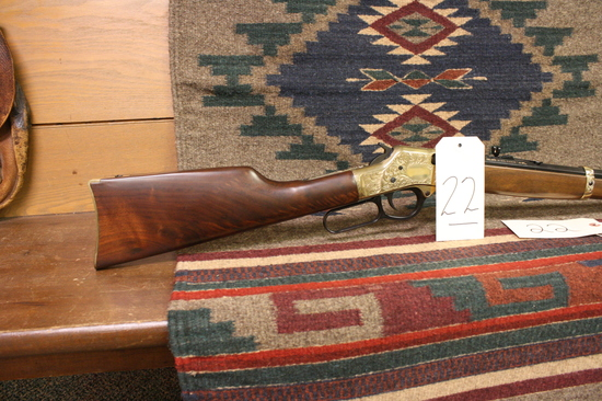 HENRY BIG BOY DELUXE, MODEL H006DD, 44 MAG/SPL LEVER ACTION RIFLE