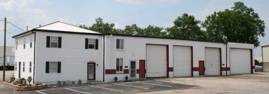 735 Fox Industrial Rd. Lexington, Ky 40504