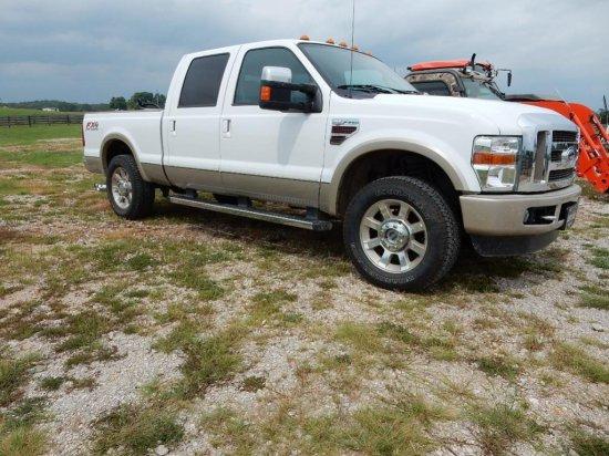 White King Ranch F250 Diesel