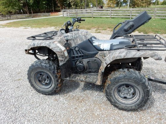 Yamaha 4x4 ATV
