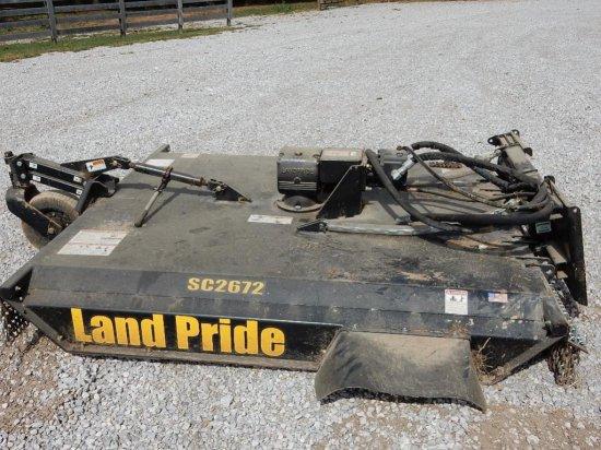 Land Pride Mower attachment