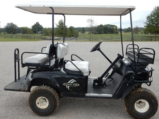 Easy Go golf cart
