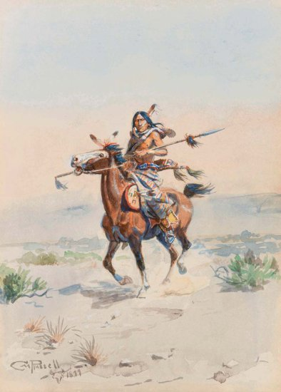 Nobleman of the Plains
