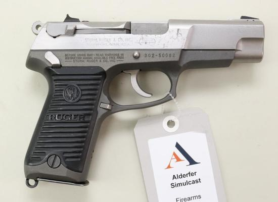 Ruger P85 MK II semi-automatic pistol  | Firearms & Military