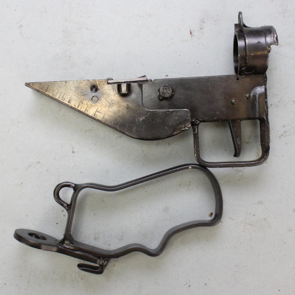 Lot: Sten gun parts kit  | Proxibid Auctions