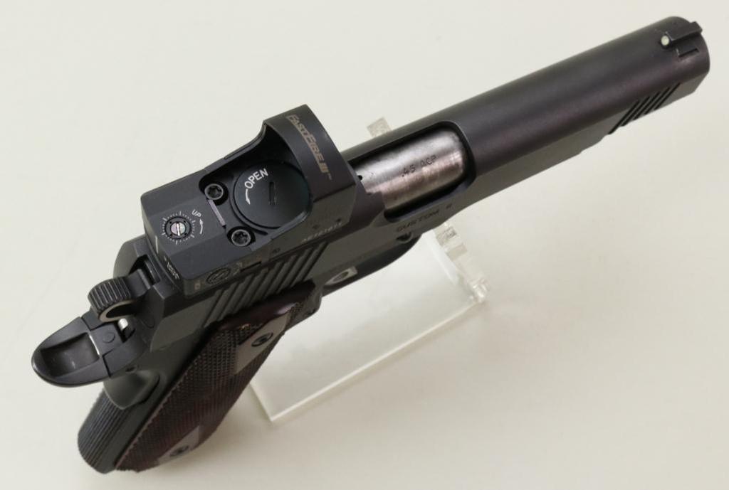 Lot: Kimber Custom II semi-automatic pistol    Proxibid Auctions