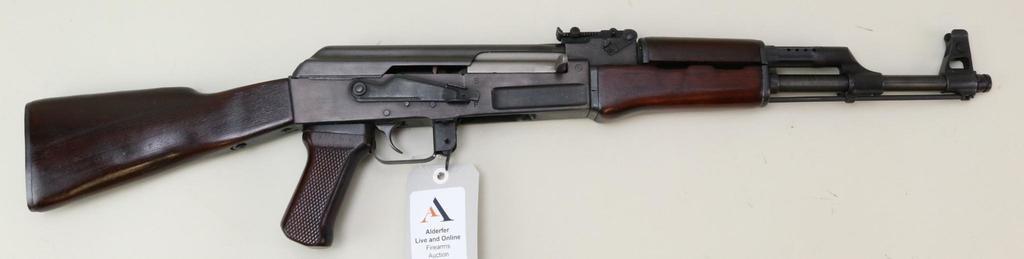 Lot: Chinese Poly Tech/KFS AK-47/S semi-automatic rifle