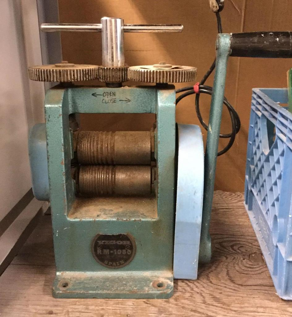 Tool & Jewelry Making Equipment Auction