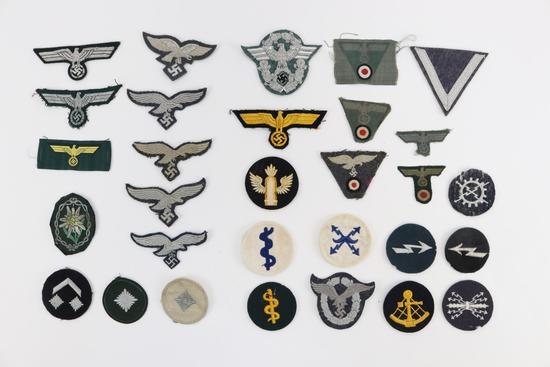 German WWII Badges/Insignia