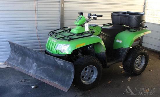 2008 Arctic Cat Model 400 ATV