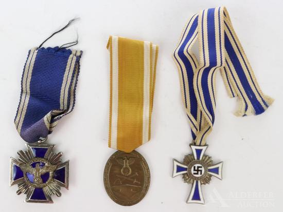 German WWII Medals