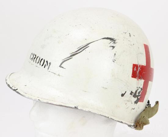 US Military Medic Helmet