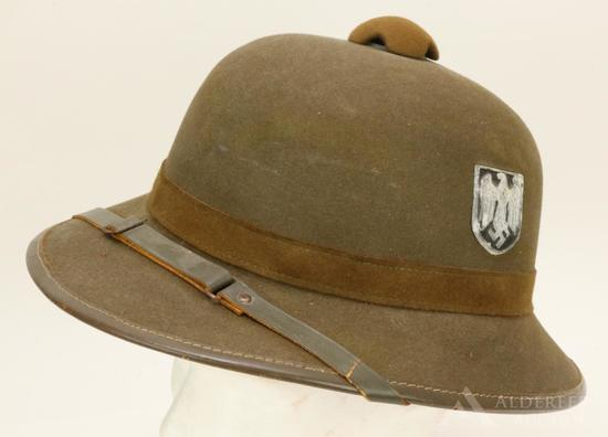German WWII Pith Helmet