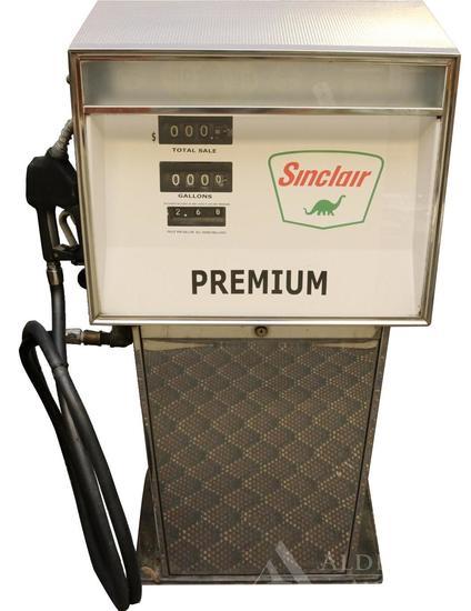 Sinclair Gas Pump