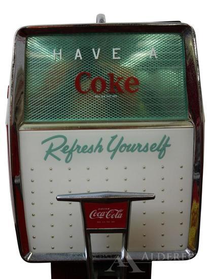 Dole Citation Coca-Cola Dispenser