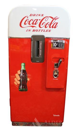 Vendo 39 Coca-Cola Machine