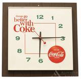 Coca-Cola Advertising Clock