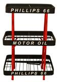 Phillips 66 Oil Display Rack