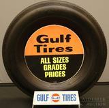 Gulf Tire Display Rack