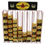 Pennzoil Display Rack with Oil Filters