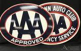 AAA Service Signs
