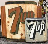 7-Up Signs