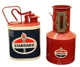 Standard Oil Containers