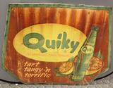 Quiky Advertising Sign