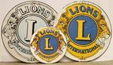 Lions International Signs