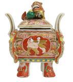Japanese Porcelain Censer