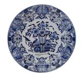 18th c. Delft Plate