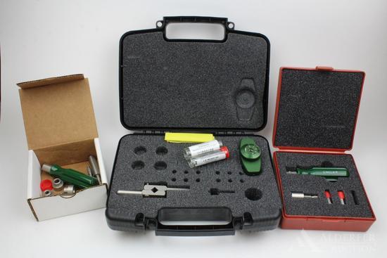 Sinclair precision reloading equipment