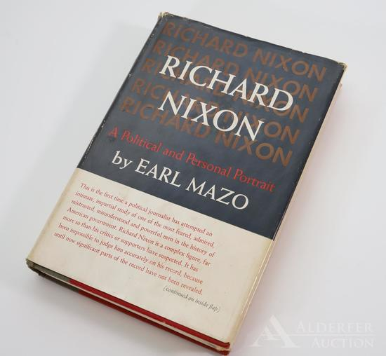 Autograph of Richard Nixon