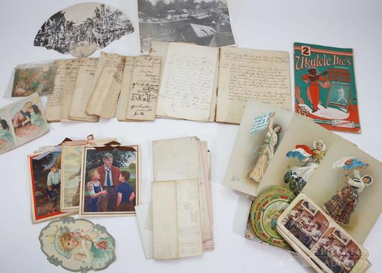Grouping of Documents and Ephemera