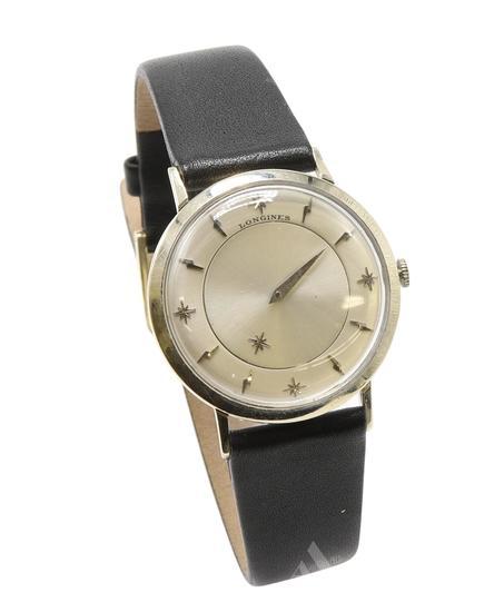 Longines 10KW Gold Filled Mystery Wrist Watch