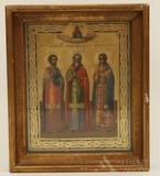 Russian Icon Painting