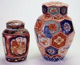 Japanese Porcelain Jars