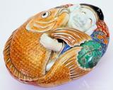 Japanese Porcelain Covered Dish
