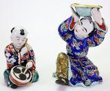 Japanese Porcelain Figures