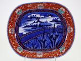 Japanese Porcelain Tray
