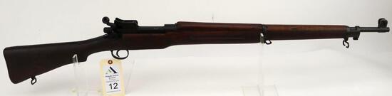 Remington 1917 Bolt Action Rifle.