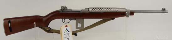 Iver Johnson M1 Carbine Semi Automatic Rifle.