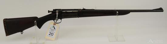 Springfield 1898 Krag Sporter Bolt Action Rifle.