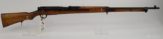 Japanese Arisaka Type 38 Bolt Action Rifle.