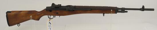Polytech M14S/IDE Semi Automatic Rifle.