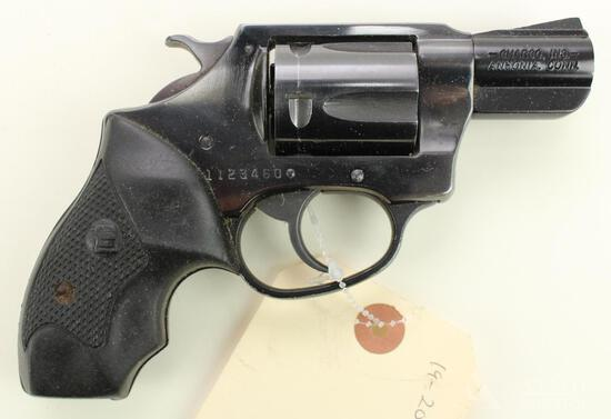 Charco Inc. Off Duty double action revolver.