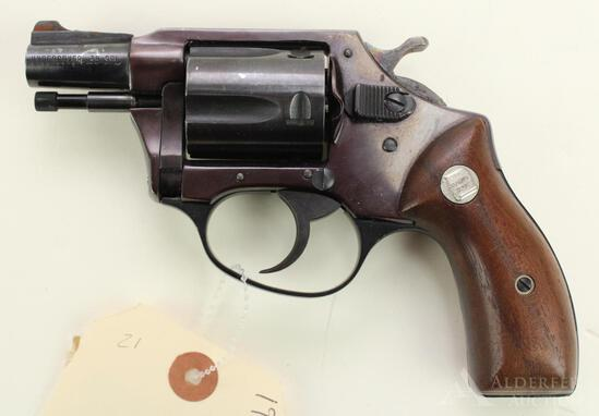 Charter Arms Undercover double action revolver.