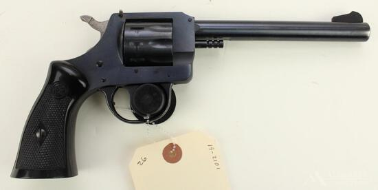 H&R 929 double action revolver.
