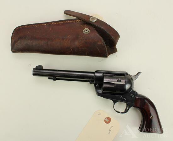 JP Sauer & Son/Hawes Firearms Western Marshal single action revolver.
